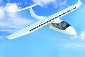 Read more about the article Le futur de l'aviation électrique