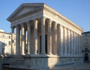 Read more about the article L'édification du temple romain