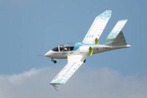 Read more about the article Le projet E-Fan un petit avion électrique