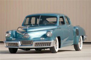 Read more about the article La Tucker une voiture en avance sur son temps
